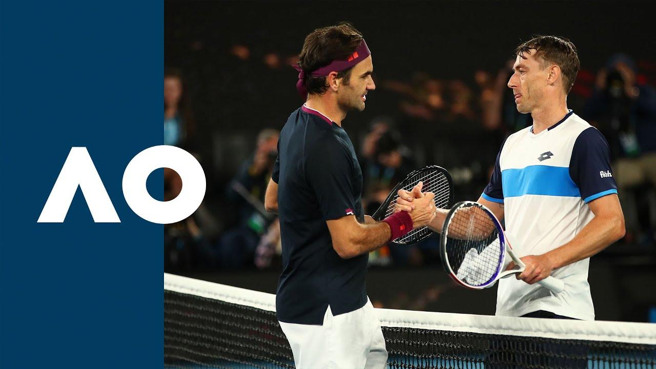 Roger Federer vs John Millman - Extended Highlights (R3) | Australian Open 2020
