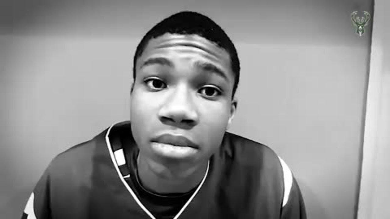 A Kid From Sepolia Who Became The MVP   Giannis Antetokounmpo 2019 NBA MVP