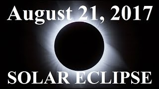 The problem with the August 21, 2017 solar eclipse and the globe - research Flat Earth ✅