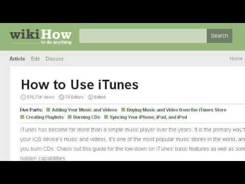 How-To Tell If Itunes Is On Manual