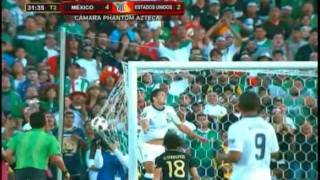 Mexico vs Estados Unidos 4-2 FINAL COPA ORO 2011 Champions Gold Cup