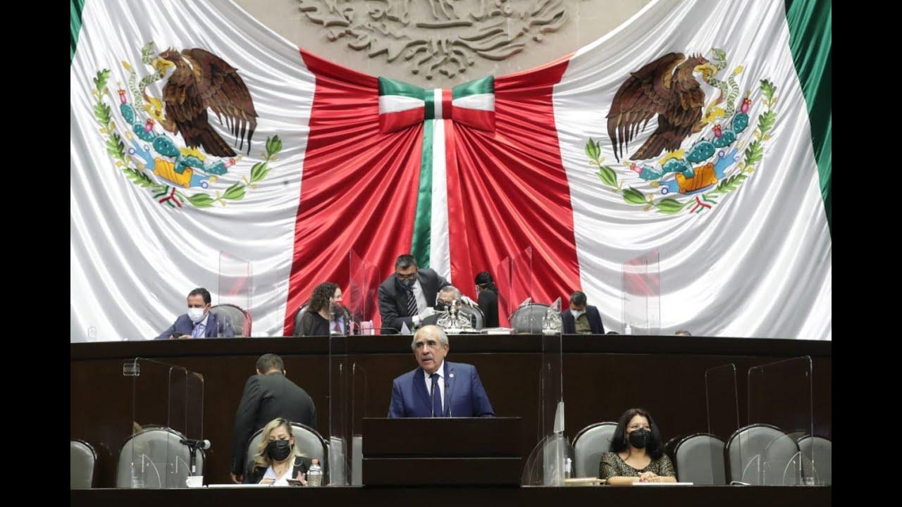 Dip. Pablo Gómez Álvarez (MORENA) / Dictamen que reforma la Ley de Hidrocarburos