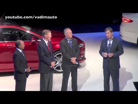 Alan Mulally, Ford Go Further event, Q&A session