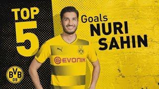 Top 5 Goals   Nuri Sahin