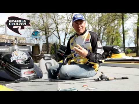 Elite Series Field Test: Lake Guntersville:  Bass Fishing Tournament Baits & Lures Review