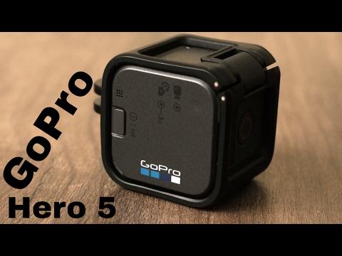 GoPro Hero 5 Session camera Review - छोटा camera, 4K, waterproof!