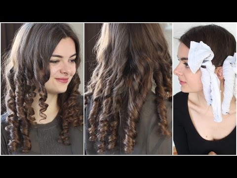 Victorian Rag Curls | Historical Hairstyling Tutorial