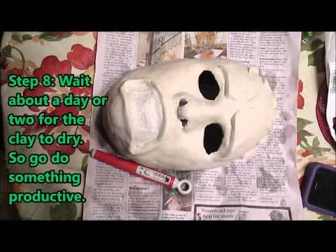 Greek Mask Movie