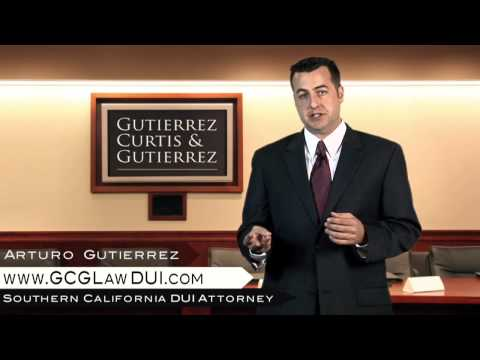 DUI Driver's License Suspension - Los Angeles DUI Defense Attorney