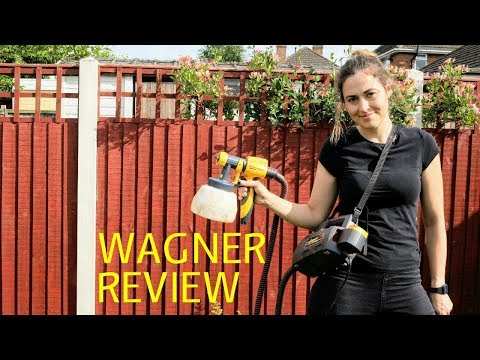 Wagner Fence & Decking Sprayer Review | The Carpenter's Daughter