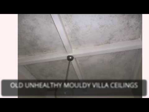 Spot Free Ceiling Cleaning