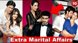 10 most secret Extramarital Affairs Of Bollywood Celebrities