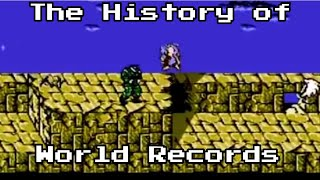 The History of Ninja Gaiden World Records