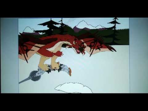 Monster Hunter Cartoon