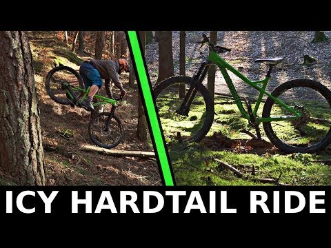 ICY HARDTAIL RIDE - TOUR VLOG 01 2018 -subtitled-
