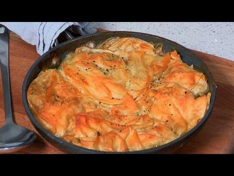 Chicken And Tarragon Pot Pie: Winter Warmers