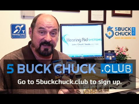 5 Buck Chuck Club – Best Hearing Aid Batteries Delivered to Your House