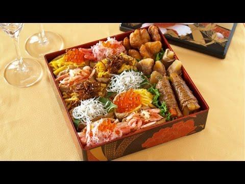 How to Make Inarizushi (Hanami Bento Lunch Box Recipe) | OCHIKERON | Create Eat Happy :)