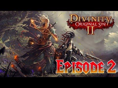 Divinity Original Sin 2 | Fort Joie ... pas sûr| 02