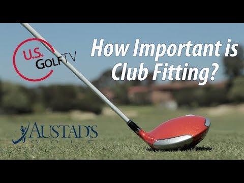 Golf Club Design: How Important is Club Fitting?