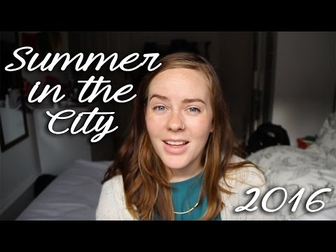 Summer in the City 2016| Mary Akemon