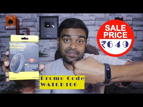 ₹649 COD - M2 Fitness Band Offer, Jio Payment Bank, Mi Fan Festival, Nokia 6, Tech Prime #130