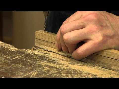 How to Make a Poor Man's Toothing Plane   Paul Sellers