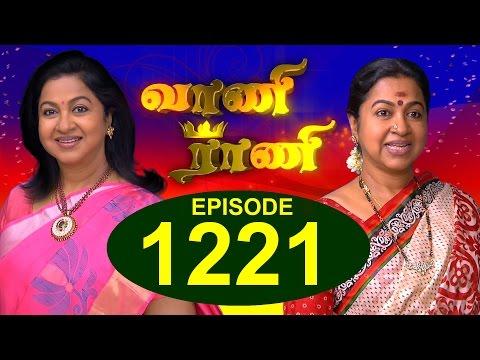 Xxx Mp4 Vaani Rani Episode 1221 27 03 2017 3gp Sex
