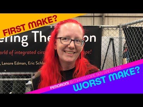 First Make & Worst Make Lenore Edman, Evil Mad Scientist
