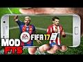 SAIUUUU -  FTS  MOD FIFA 17 HD - NOVAS LIGAS - ELENCOS TOTALMENTE ATUALIZADOS!
