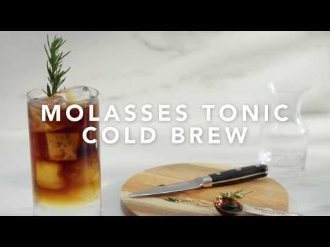 Molasses Tonic Cold Brew | KitchenAid