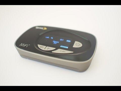 Sprint Novatel MiFi 500 LTE Mobile Hotspot Review