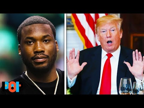 Meek Mill Cancelled White House Meeting About Prison Reform