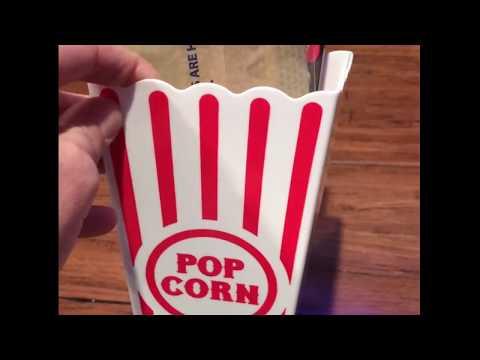Vlogmas #12 -I'm back! Under $5 movie night gift basket