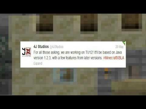 New Sandstone Blocks In TU12! - Minecraft (Xbox 360)