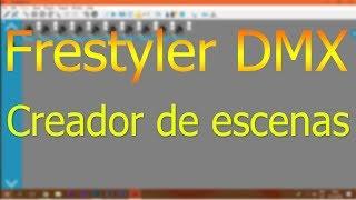 Freestyler DMX: NUEVO PANEL DE PAN AND TILT