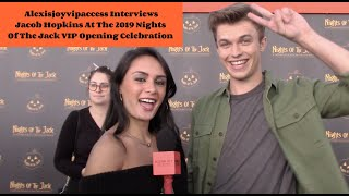 "Jacob Hopkins Talks Netflix Show ""Dragons: Rescue Riders"" - Interview With Alexisjoyvipaccess"