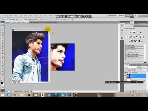 How to make Twitter icons using PSDS