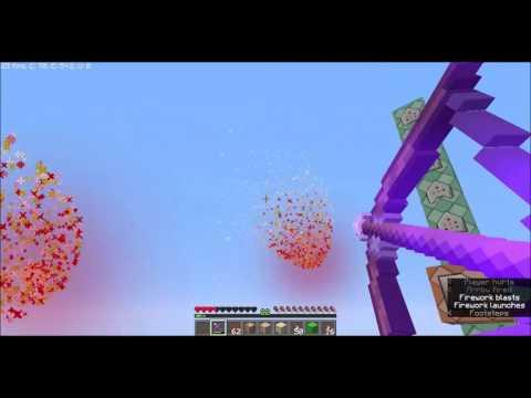 Firework Bows | Minecraft 1.11+