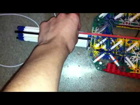 Knex Halo Battle Rifle (instructions in the description)