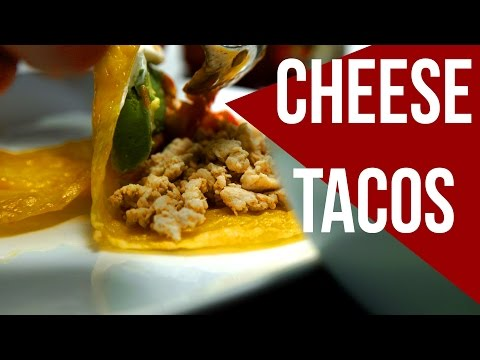 Low Carb Cheese Taco Shell Recipe