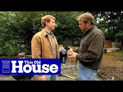 How to Lay a Bluestone Patio - This Old House