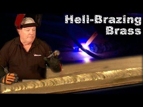 TIG Brazing Brass | TIG Time