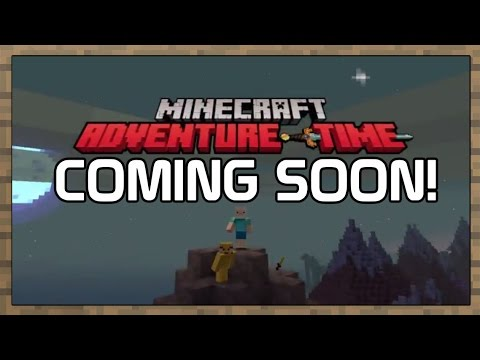 Minecraft Adventure Time Mash Up Pack | Coming Soon in 1.1/TU53? |