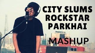 (ENG,HINDI,NEPALI) HIPHOP MASHUP | City Slums/Rockstar/Parkhai | DIVINE. POST MALONE. WILD+ | UNB