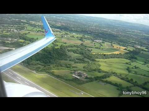 Thomson 737-800 Manchester to Sharm El Sheikh Part 2 take-off and climb