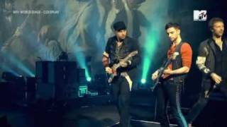 Coldplay In My Place Live Tokyo 2009 High Quality Video Hq