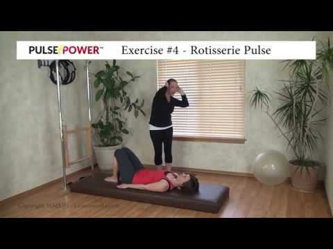 Stomach Exercises: Core Rotation & Twisting for a Healthy Back