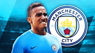 DANILO - Welcome to Man City - Sublime Tackles, Skills & Assists - 2017 (HD)