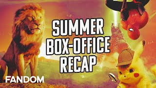 2019 Summer Box Office Recap   Charting with Dan!
